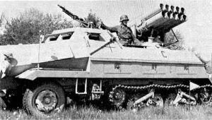 Panzerwerfer