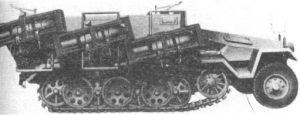 Sdkfz 251 Wurfraumen