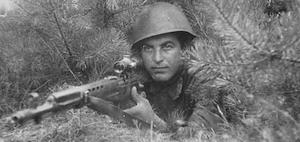 винтовки ссср второй мировой войны