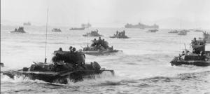 плавающие танки второй мировой