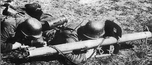 гранатометы второй мировой войны
