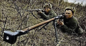 противотанковое ружье дегтярева