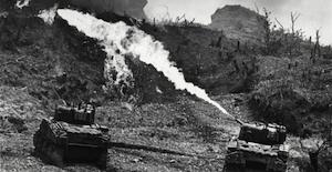 огнеметные танки