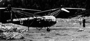 вертолет во второй мировой войне