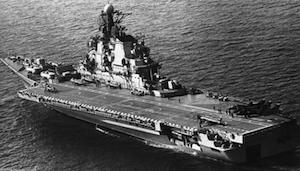 советские авианосцы