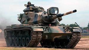 m60 танк