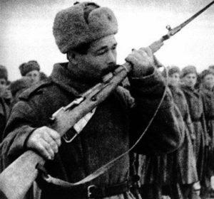 винтовки второй мировой войны фото