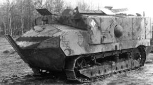 танк шнейдер