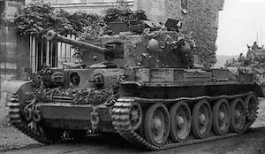 кромвель танк